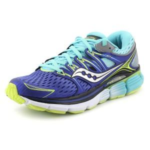 נעלי סאקוני לנשים Saucony Triumph ISO - כחול