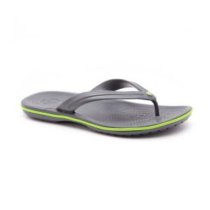 מוצרי Crocs לנשים Crocs Crocband Flip  - אפור