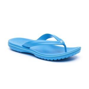 מוצרי Crocs לנשים Crocs Crocband Flip  - תכלת