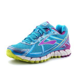 נעלי ברוקס לנשים Brooks  Adrenaline GTS 15 - טורקיז