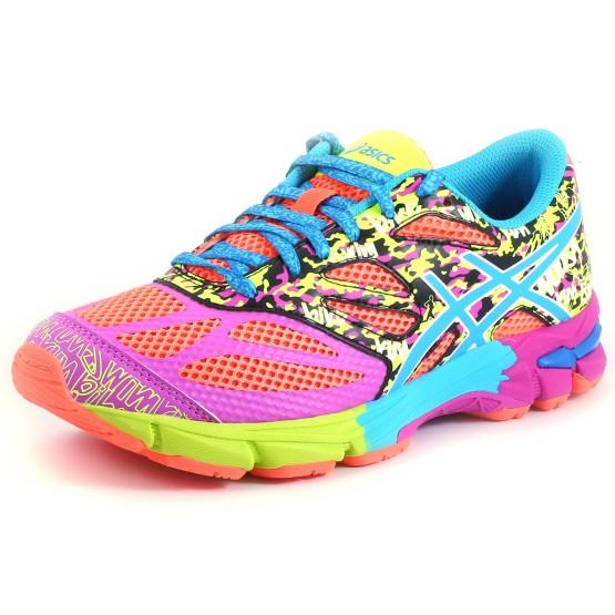 נעלי אסיקס לנשים Asics Gel-Noosa TRI 10 GS - כתום