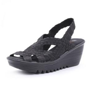 נעלי ברני מב לנשים Bernie Mev Contour - שחור