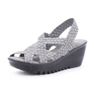 נעלי ברני מב לנשים Bernie Mev Contour - אפור