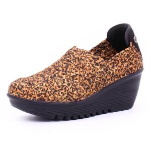 נעלי ברני מב לנשים Bernie Mev  Gem - מנומר