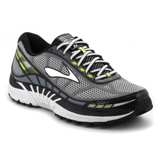 נעלי ברוקס לגברים Brooks Dyad 8 - אפור בהיר