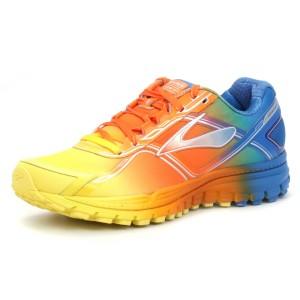 נעלי ברוקס לגברים Brooks Ghost 8 - צבעוני