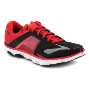 נעלי ברוקס לגברים Brooks PureFlow 4 - אדום