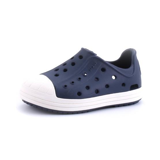 נעלי Crocs לפעוטות Crocs  Bump It Shoe K - כחול כהה