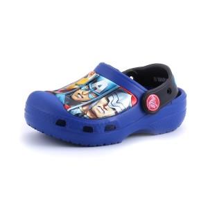 נעלי Crocs לפעוטות Crocs CC Marvel Avengers 3 Clog - כחול