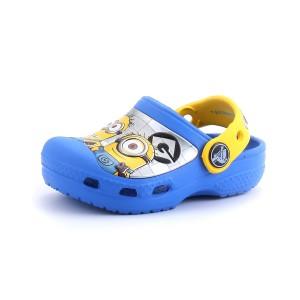 נעלי Crocs לפעוטות Crocs CC Minions Clog - כחול
