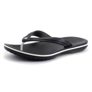 מוצרי Crocs לנשים Crocs Crocband Flip  - שחור