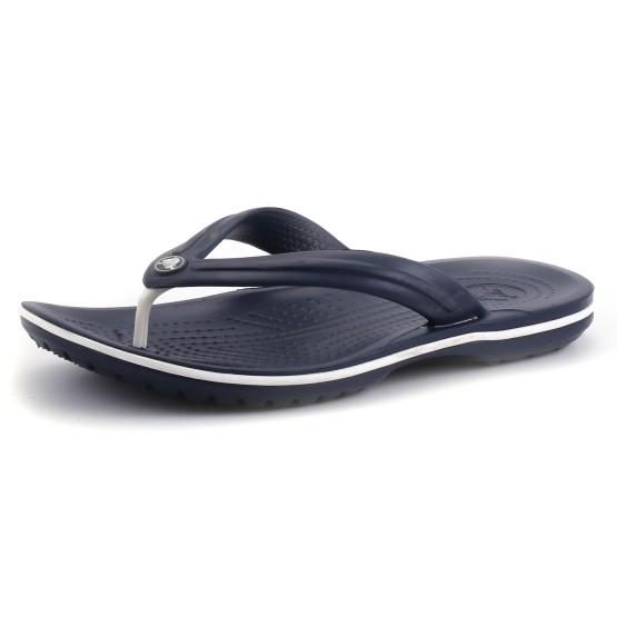 מוצרי Crocs לנשים Crocs Crocband Flip  - כחול כהה