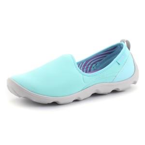 נעלי Crocs לנשים Crocs Duet Busy Day Skimmer W - טורקיז