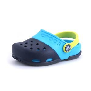 נעלי Crocs לפעוטות Crocs Electro II Clog - כחול