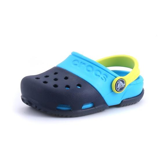 מוצרי Crocs לפעוטות Crocs Electro II Clog - כחול