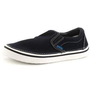 נעלי Crocs לנוער Crocs  Hover Slip on - שחור