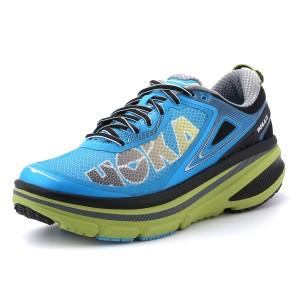 נעלי הוקה לגברים Hoka One One Bondi 4 - טורקיז