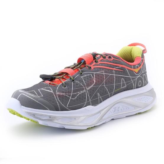 נעלי הוקה לנשים Hoka One One  Huaka - אפור