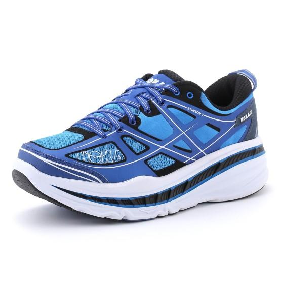 נעלי הוקה לגברים Hoka One One  Stinson 3 - כחול