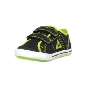 נעלי לה קוק ספורטיף לפעוטות Le Coq Sportif Saint Malo INF Strap - שחור