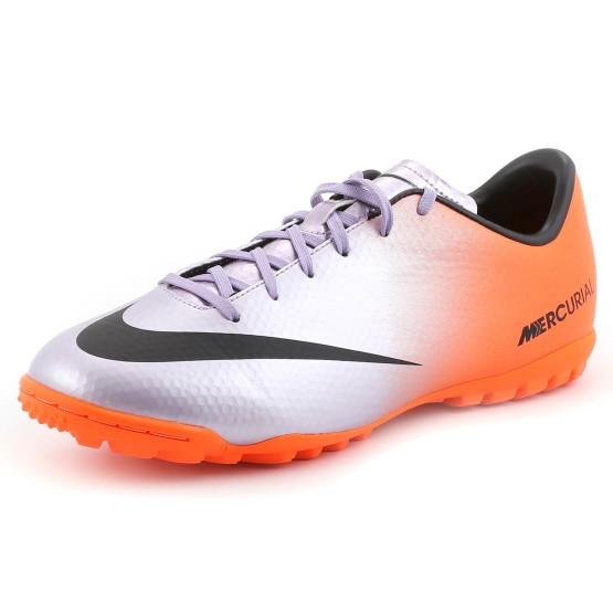 מוצרי נייק לנוער Nike JR Mercurial Victory IV - כתום