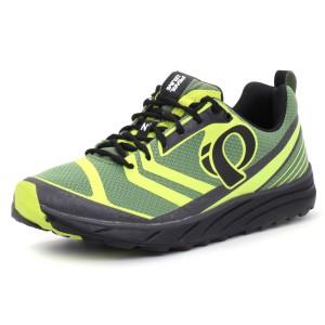נעלי פרל איזומי לגברים Pearl Izumi EM Trail N2 V2 - ירוק