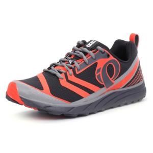 נעלי פרל איזומי לגברים Pearl Izumi EM Trail N2 V2 - אפור כהה