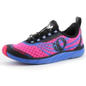 נעלי פרל איזומי לנשים Pearl Izumi EM Tri N1 - ורוד