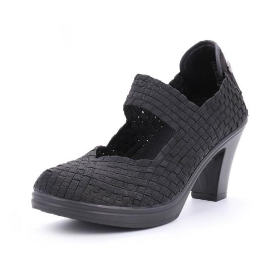 נעלי ברני מב לנשים Bernie Mev Bonnie - שחור