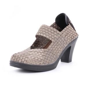 נעלי ברני מב לנשים Bernie Mev Bonnie - חאקי