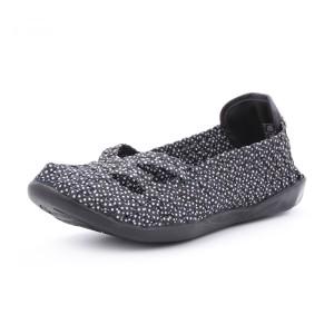 נעלי ברני מב לנשים Bernie Mev Catalina - שחור/לבן
