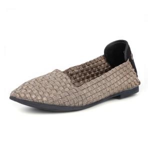 נעלי ברני מב לנשים Bernie Mev Destiny   - חום בהיר