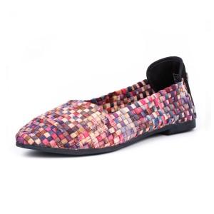 נעלי ברני מב לנשים Bernie Mev Destiny   - ורוד
