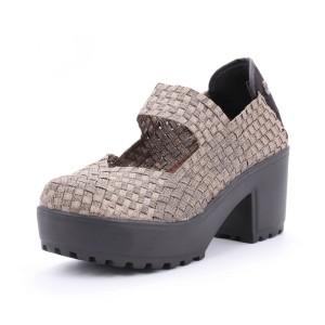 נעלי ברני מב לנשים Bernie Mev  Jack - חאקי
