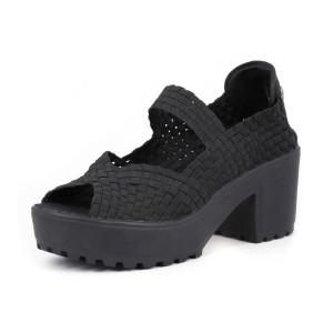 נעלי ברני מב לנשים Bernie Mev Jill - שחור