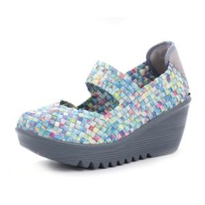 נעלי ברני מב לנשים Bernie Mev  Lulia - תכלת