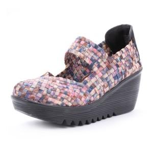 נעלי ברני מב לנשים Bernie Mev  Lulia - ורוד