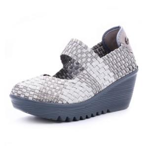 נעלי ברני מב לנשים Bernie Mev  Lulia - אפור בהיר