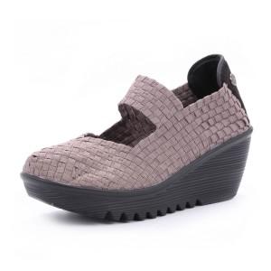 נעלי ברני מב לנשים Bernie Mev  Lulia - חאקי