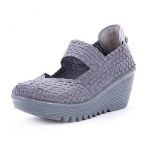 נעלי ברני מב לנשים Bernie Mev  Lulia - אפור כהה