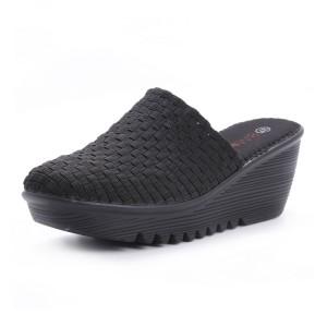 נעלי ברני מב לנשים Bernie Mev  Mule - שחור