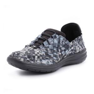 נעלי ברני מב לנשים Bernie Mev Victoria - שחור/לבן