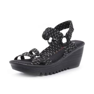נעלי ברני מב לנשים Bernie Mev Crystal - שחור