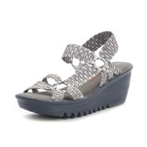 נעלי ברני מב לנשים Bernie Mev Crystal - כסף