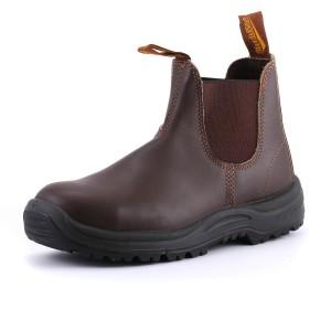 נעלי בלנסטון לגברים Blundstone 122 - חום כהה
