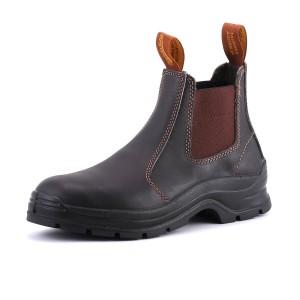 נעלי בלנסטון לגברים Blundstone 400 - חום כהה