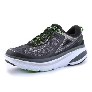 נעלי הוקה לגברים Hoka One One Bondi 4 - אפור