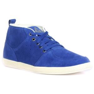 נעלי לה קוק ספורטיף לגברים Le Coq Sportif Ajaccio Suede - כחול