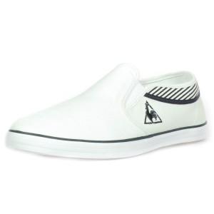 נעלי לה קוק ספורטיף לגברים Le Coq Sportif Cabourg II Cvs/Stripes - לבן