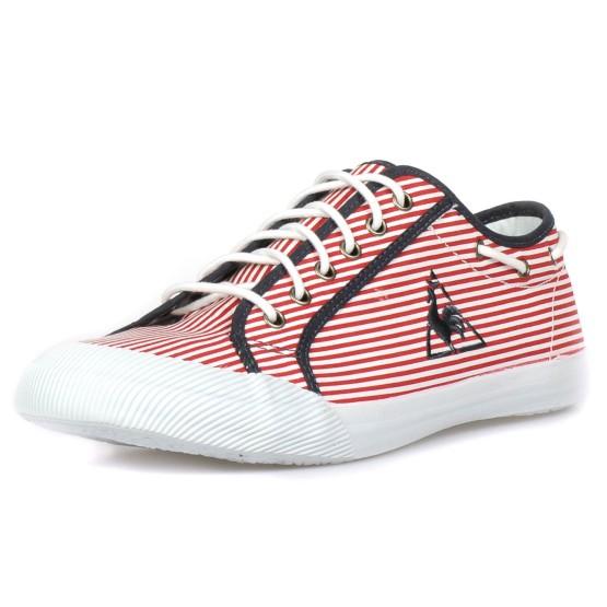 מוצרי לה קוק ספורטיף לגברים Le Coq Sportif Deauville Stripes - אדום